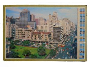 Foto of downtown JHB