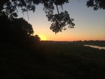 Sunrise at second camp