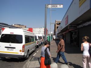 Error street